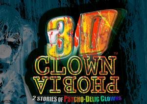3d clown phobia - Phobia Halloween